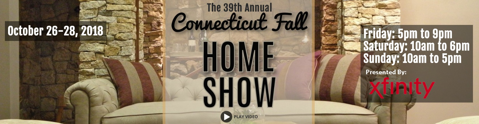 Fall CT Home Show 2018 - Connecticut Home Expo | Jenks Productions