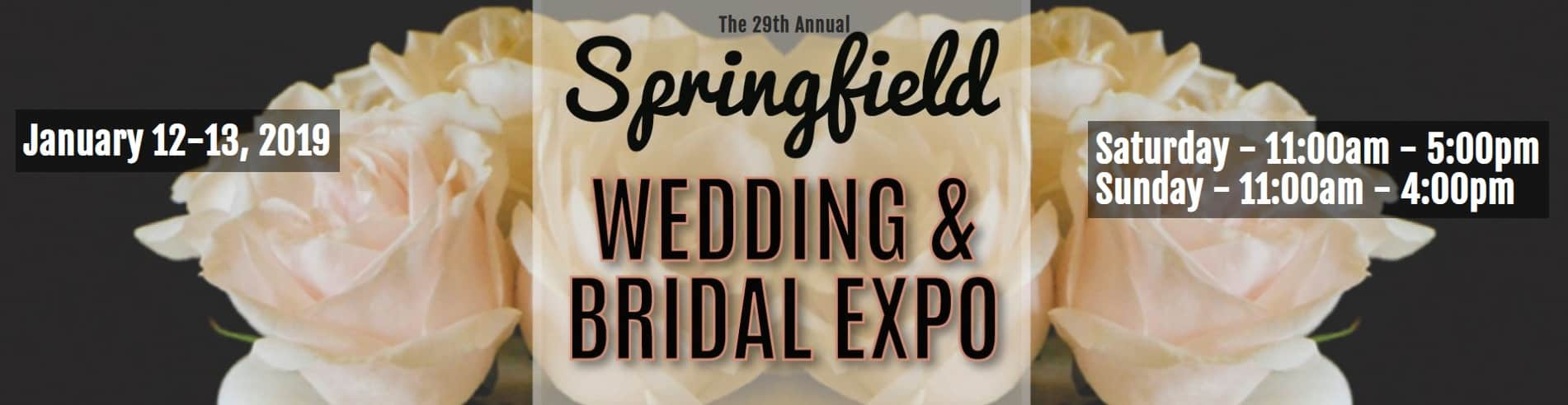 2020 Springfield Wedding & Bridal Expo   Jenks Productions
