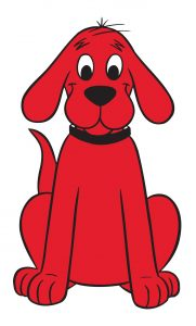 Meet Clifford the Big Red Dog at the Connecticut Kids Fair Event, produced by Jenks Productions