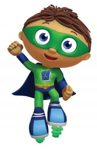Meet Super Why at the Connecticut Kids Fair, Produced by Jenks Productions